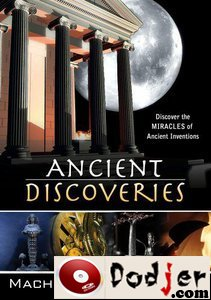 1261446303 History Channel Ancient Discoveries Machines of the Gods 2007 مستند کاوش های باستانی دوبله فارسی