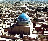 جاذبه های گردشگری استان یزد