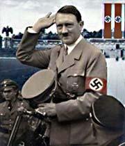 به قدرت رسیدن هیتلر و عواقب آن برای جهان نمونهای است