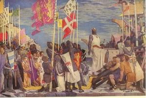داستان هشت جنگ صلیبی