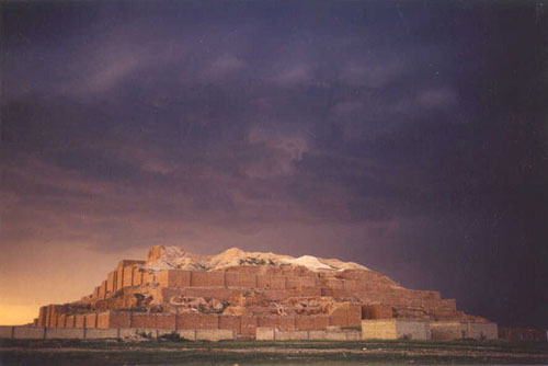 معماری پیش از اسلام