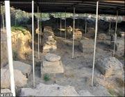 نابودی تدریجی آخرین بقایای کاخ داریوش اول در برازجان