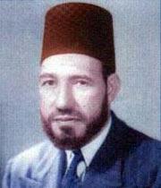 امام حسن البنا بنیانگذار اخوان المسلمین