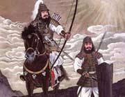 تاسیس امپراتوری افسانهای ژاپن