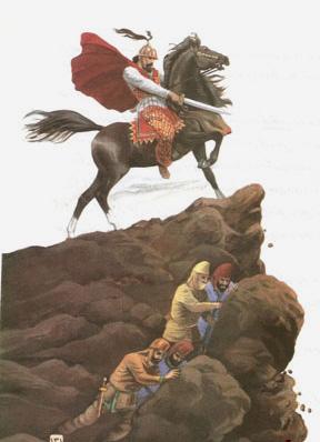 آریوبرزن؛ بزرگ سردار بیآوازه