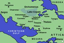 شهر باستانی پلاته در یونان