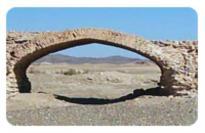 پل ها و سدهای نامی استان قم