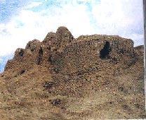 قلعه های معروف استان قم
