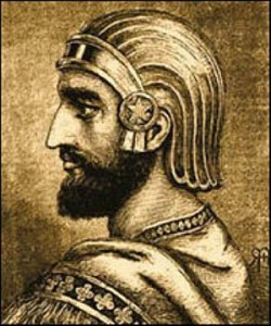dariosh 250x300 پادشاهان دودمان هخامنشی از آغاز تا پایان