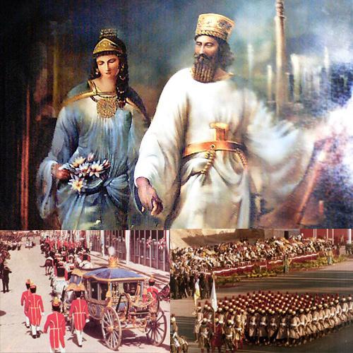 مستند تاریخی از کوروش تا پهلوی