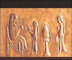 زنان ایان باستان
