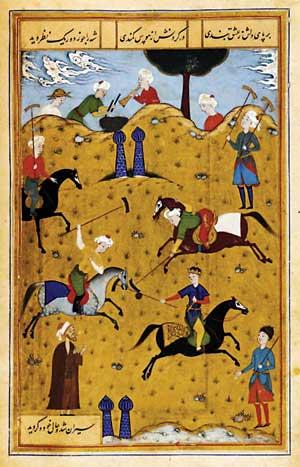 ورزش در ایران باستان